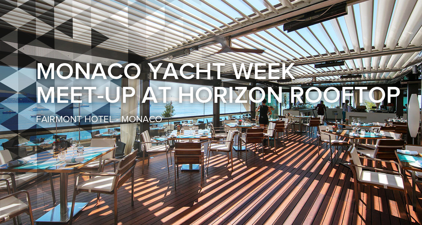 Yacht Week Meet-up at Horizon Rooftop