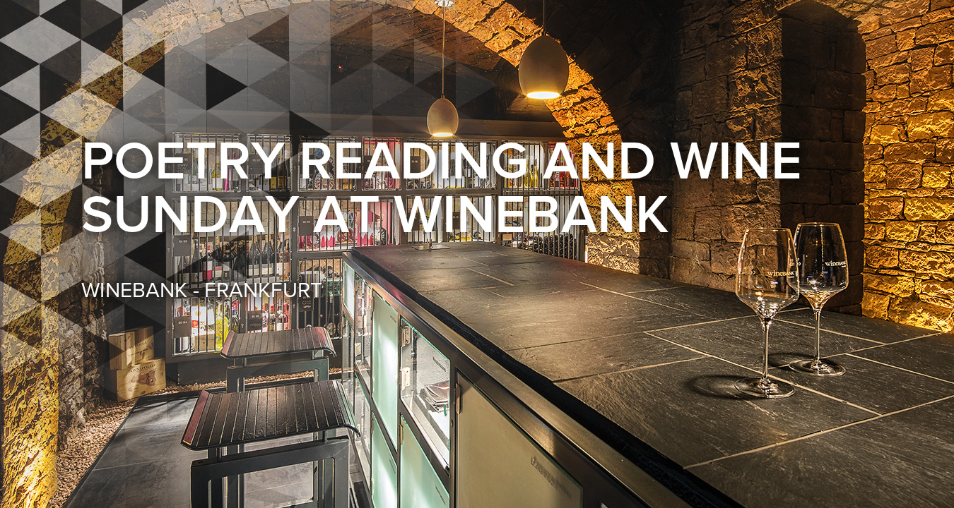 Poetry Reading and Wine Sunday at Winebank