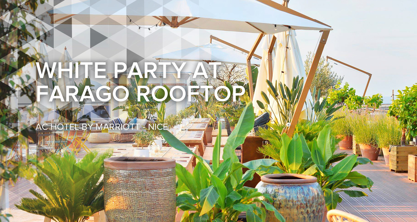 White Party at Farago Rooftop