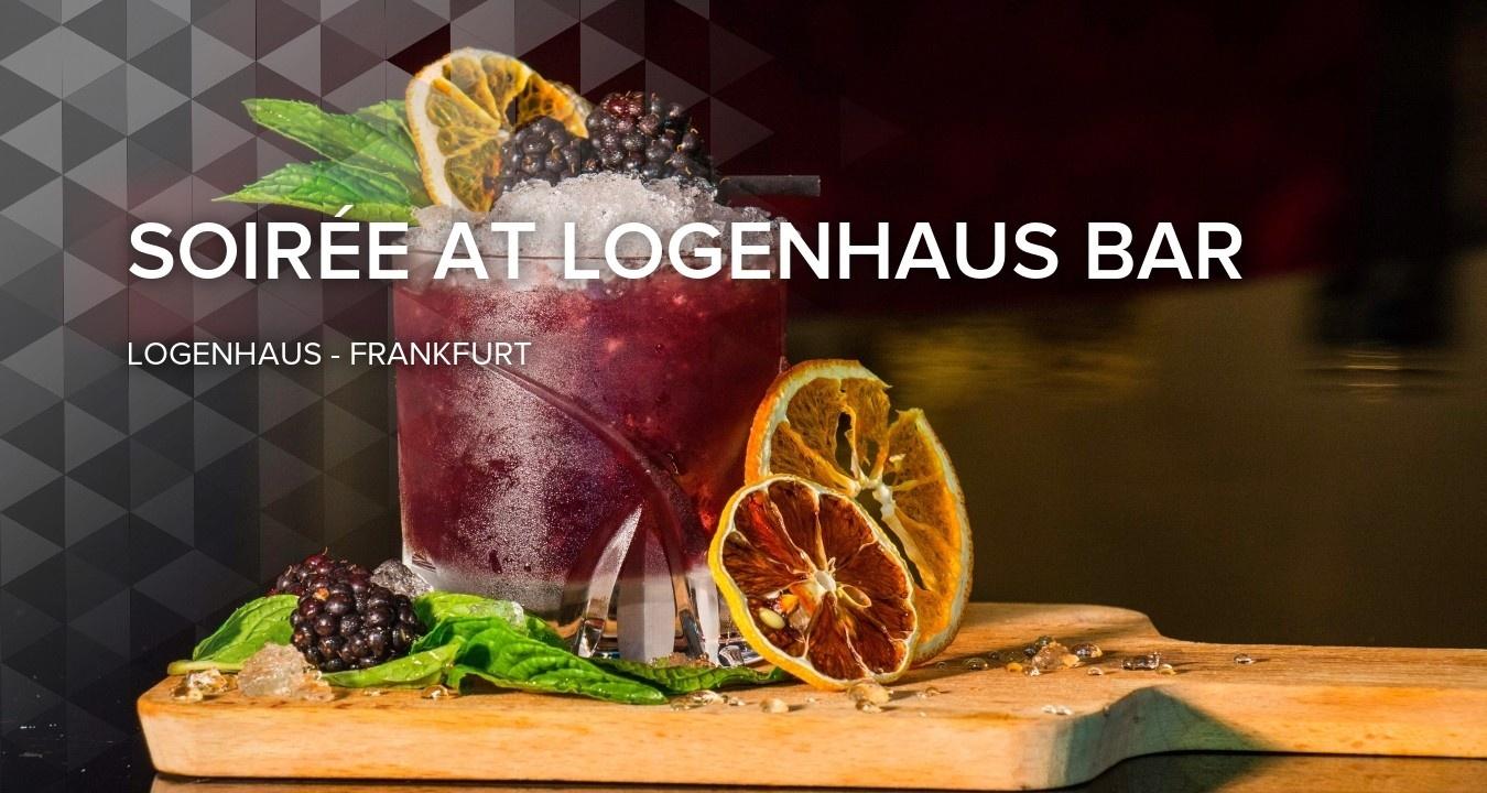 Soirée at Logenhaus Bar